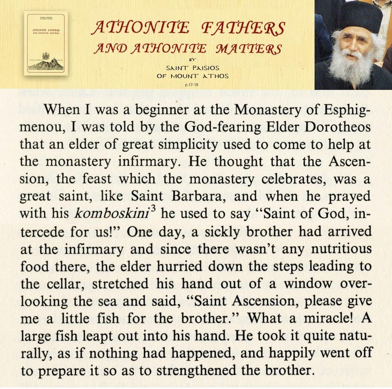 Saint Ascension