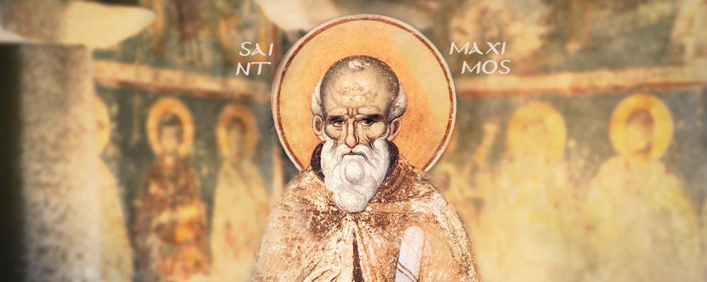 Saint Maximos the Confessor