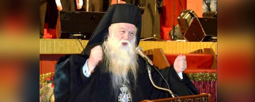 bishop ambrosios